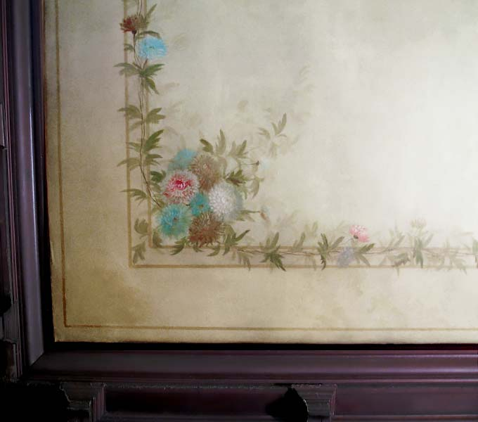 Fine Art Conservation Services - Mural and Ceiling Painting Restoration - Pittsburgh