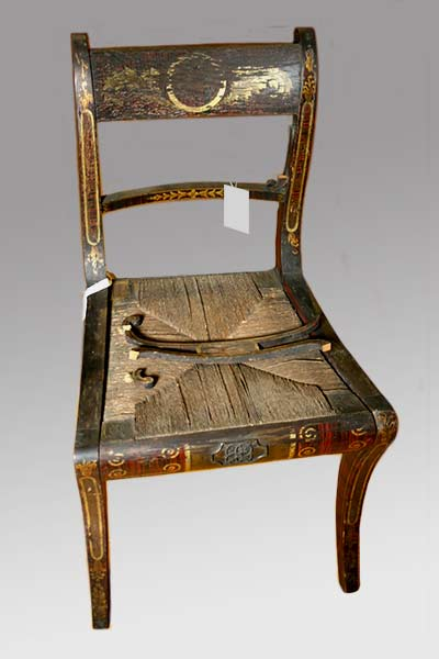 Fine Art Conservation Services - Antique Furniture Restoration - Pittsburgh