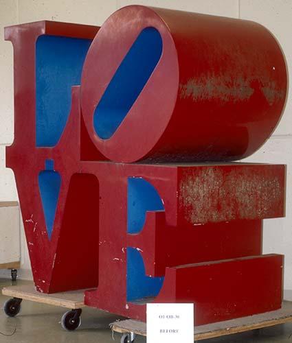 Fine Art Conservation Services - Outdoor Sculpture Restoration - Pittsburgh