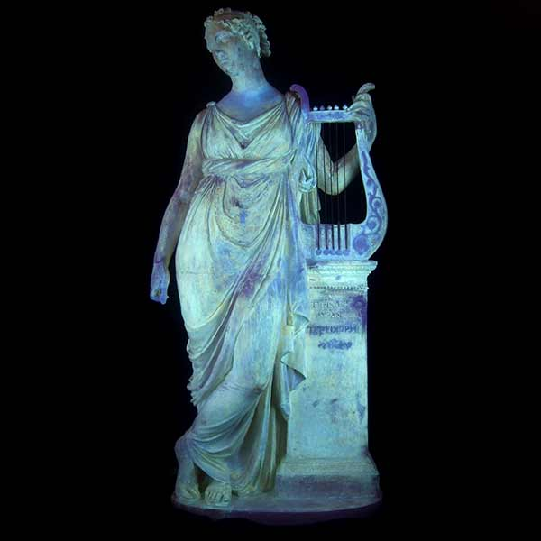 Fine Art Conservation Services - Ultraviolet Illumination Examination - Pittsburgh